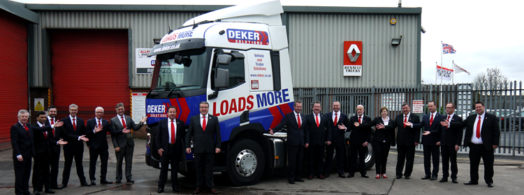 Visit Deker Solutions at Commercial Vehicle and Multimodal